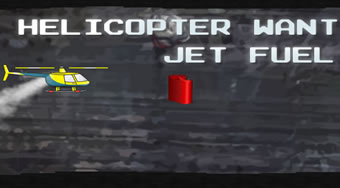 Helicopter Want Jet Fuel | Online hra zdarma | Superhry.cz