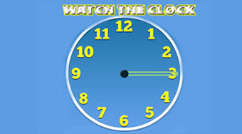 Watch The Clock | Online hra zdarma | Superhry.cz