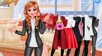 All Year Round Fashion Addict Ice Princess | Online hra zdarma | Superhry.cz