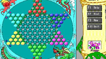 Chinese Checkers | Online hra zdarma | Superhry.cz