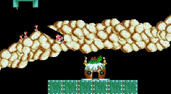 Holiday Lemmings 1993 | Online hra zdarma | Superhry.cz