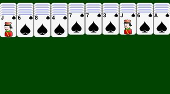Spider Solitaire Tiger Studio