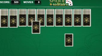 Classic Spider Solitaire | Online hra zdarma | Superhry.cz