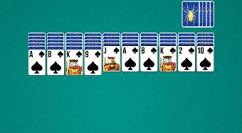 Spider Solitaire Playtouch | Online hra zdarma | Superhry.cz