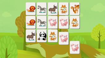 Animals mahjong connection | Online hra zdarma | Superhry.cz