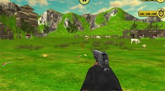 Frenzy Chicken Shooter 3D