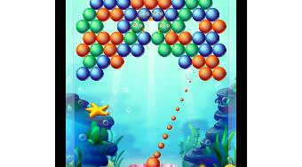 Aqua Bubble Shooter