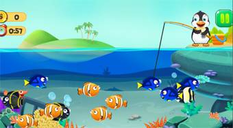 Deep Sea Fishing Mania Online