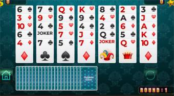 Solitaire Game | Online hra zdarma | Superhry.cz