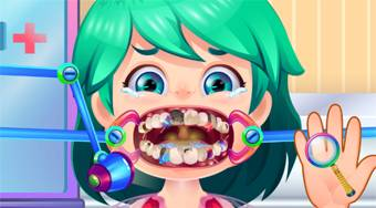 Funny Dentist Surgery | Online hra zdarma | Superhry.cz