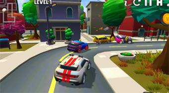 2 Player City Racing 2 | Online hra zdarma | Superhry.cz