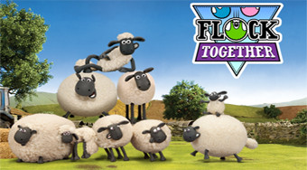 Shaun the Sheep Flock Together | Online hra zdarma | Superhry.cz