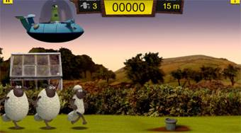 Shaun the Sheep Alien Athletics | Online hra zdarma | Superhry.cz