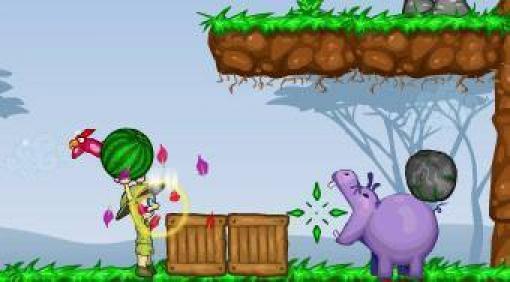 hippo's feeder  online hra zdarma  superhrycz