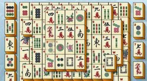 Mahjong, online hra zdarma