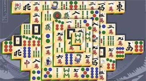 logické hry online zdarma mahjong